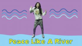 CJ & Friends – Peace Like a River