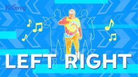 Kidspring Children – Left Right