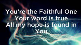 EKidz – Faithful One