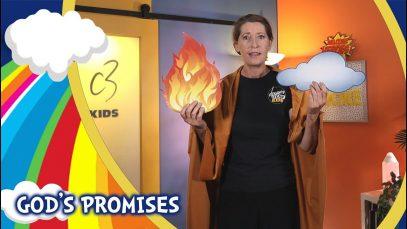 God's Promises Week 2 – EC