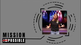 Mission Impossible Week 2 – PJ