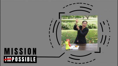 Mission Impossible Week 3 – PJ