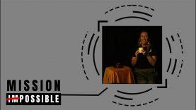 Mission Impossible Week 4 – PJ